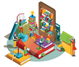 Win £5000 for your school library!
