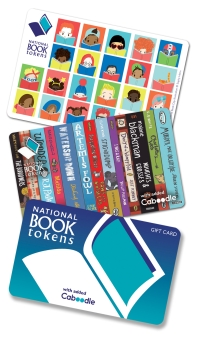 National Book Tokens gift cards for education