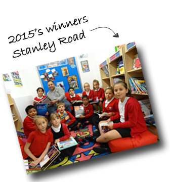 Stanley Road School Winners 2015