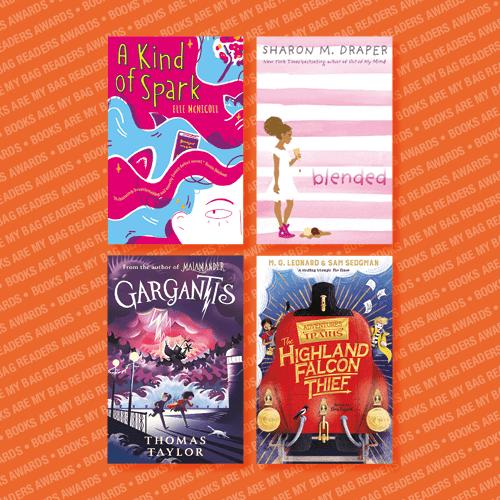 Children's Fiction Shortlist