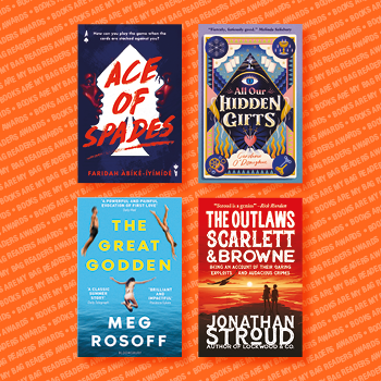 Young Adult Fiction Shortlist