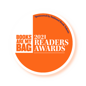 Books Are My Bag Readers Awards logo 2021