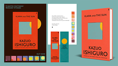 Win Kazuo Ishiguro's Klara and the Sun