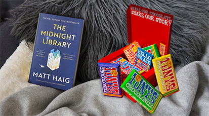 Win Matt Haig's The Midnight Library