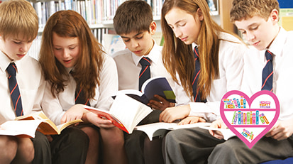 Win £5,000 of National Book Tokens for your school library