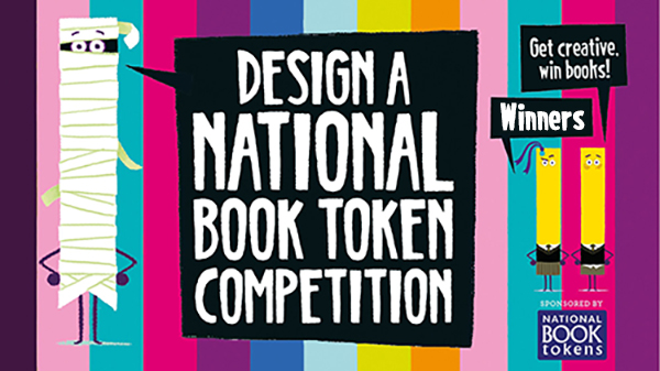 Design a National Book Token competition