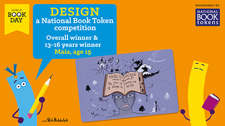 Design a National Book Token Competition 2021