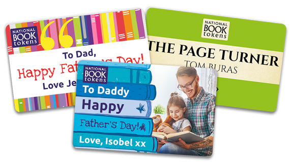 Father's Day Personalised Gift Cards