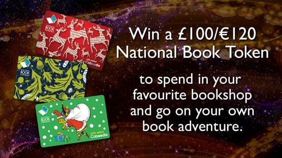 Win National Book Tokens