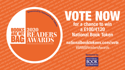 Vote in the Books Are My Bag Readers Awards