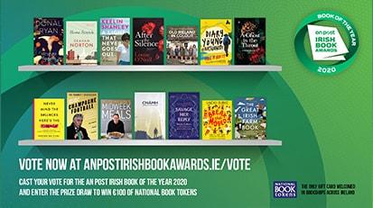 An Post Irish Book Awards 2020