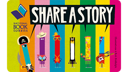 Share a Story gift card