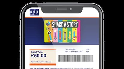 World Book Day e-Gift