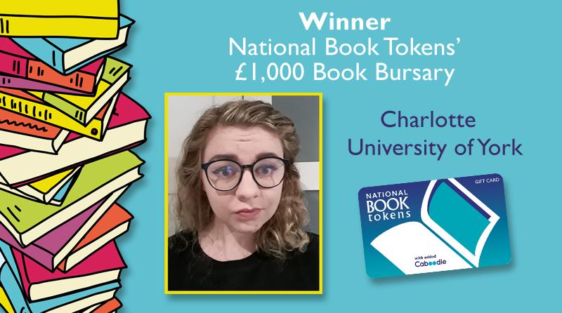 Winner of the 2018 Book Bursary