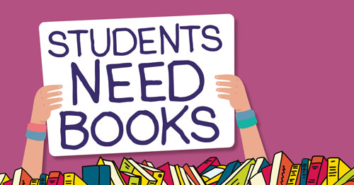 Students Need Books