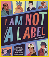 I Am Not a Label by Cerrie Burnell