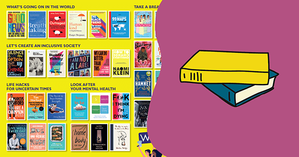How to navigate life as a young adult and beyond: a survival guide in 42 brilliant books