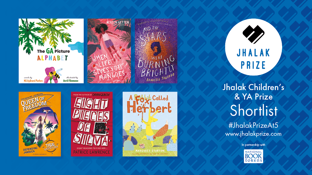 Jhalak Children's & YA Prize Shortlist